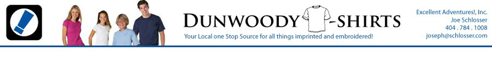 DunwoodyTshirts.com - All things imprinted